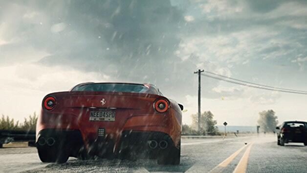 Need for Speed: Rivals review • Eurogamer net