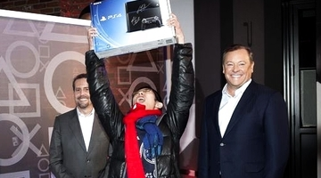 Sony's Koller:  PS4 reminds me a lot of the PS2 launch