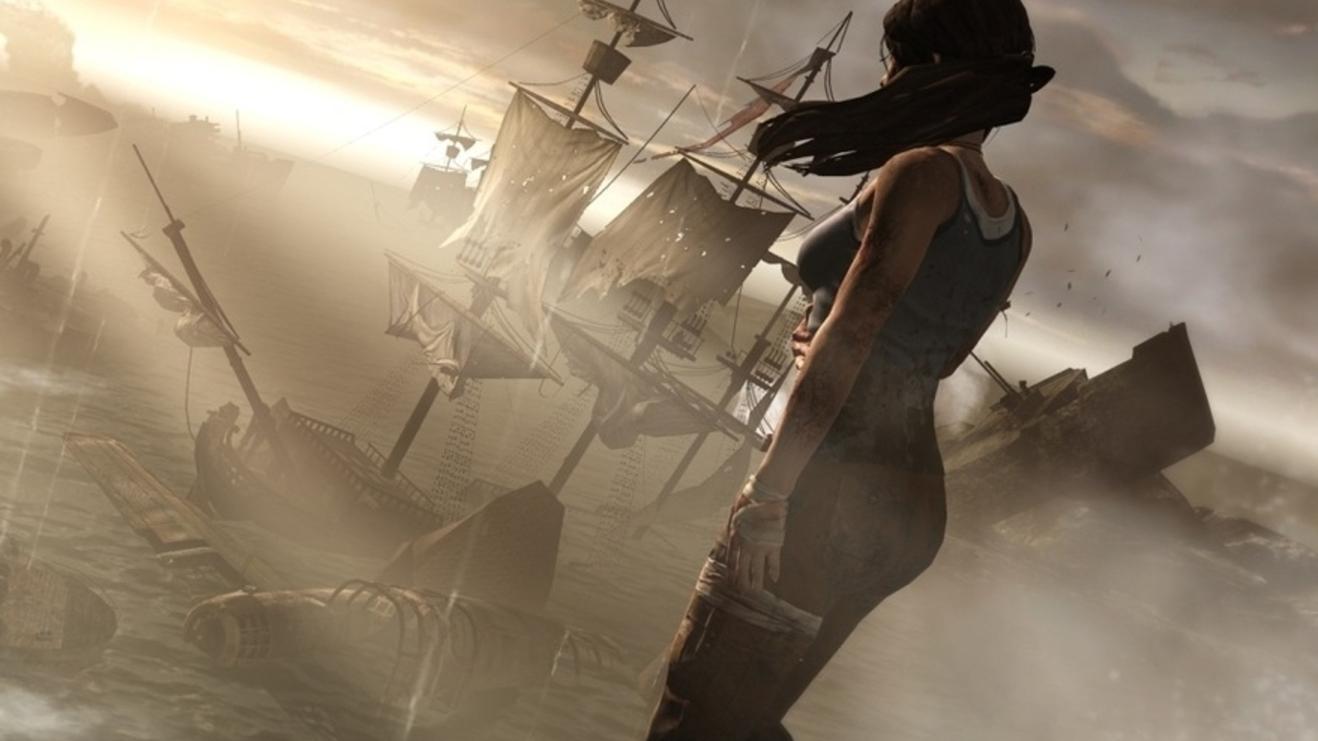 Tomb Raider: Definitive Edition for PS4 spotted on Amazon Italy