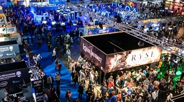 Dates set for re-branded Eurogamer events