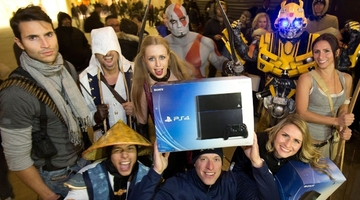PS4 biggest launch in Canadian gaming history, says Sony