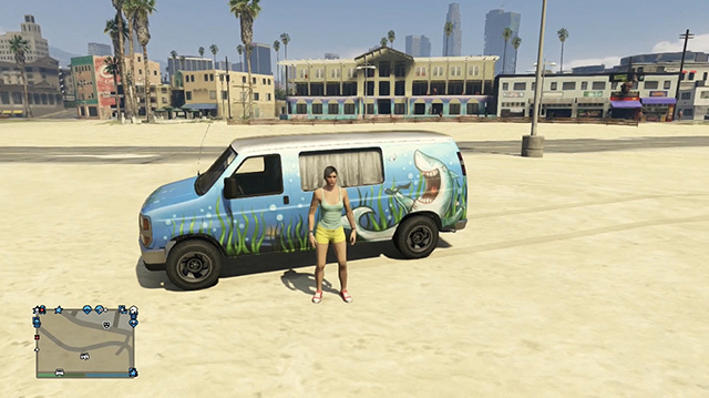 GTA Online's Beach Bum DLC Adds Vehicles, Weapons, Colour Tattoos