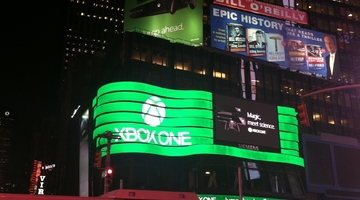 Xbox One launch live from London and New York