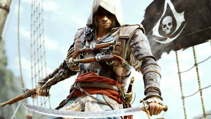 PS4 Assassin's Creed 4 1080p patch analysedin-depth