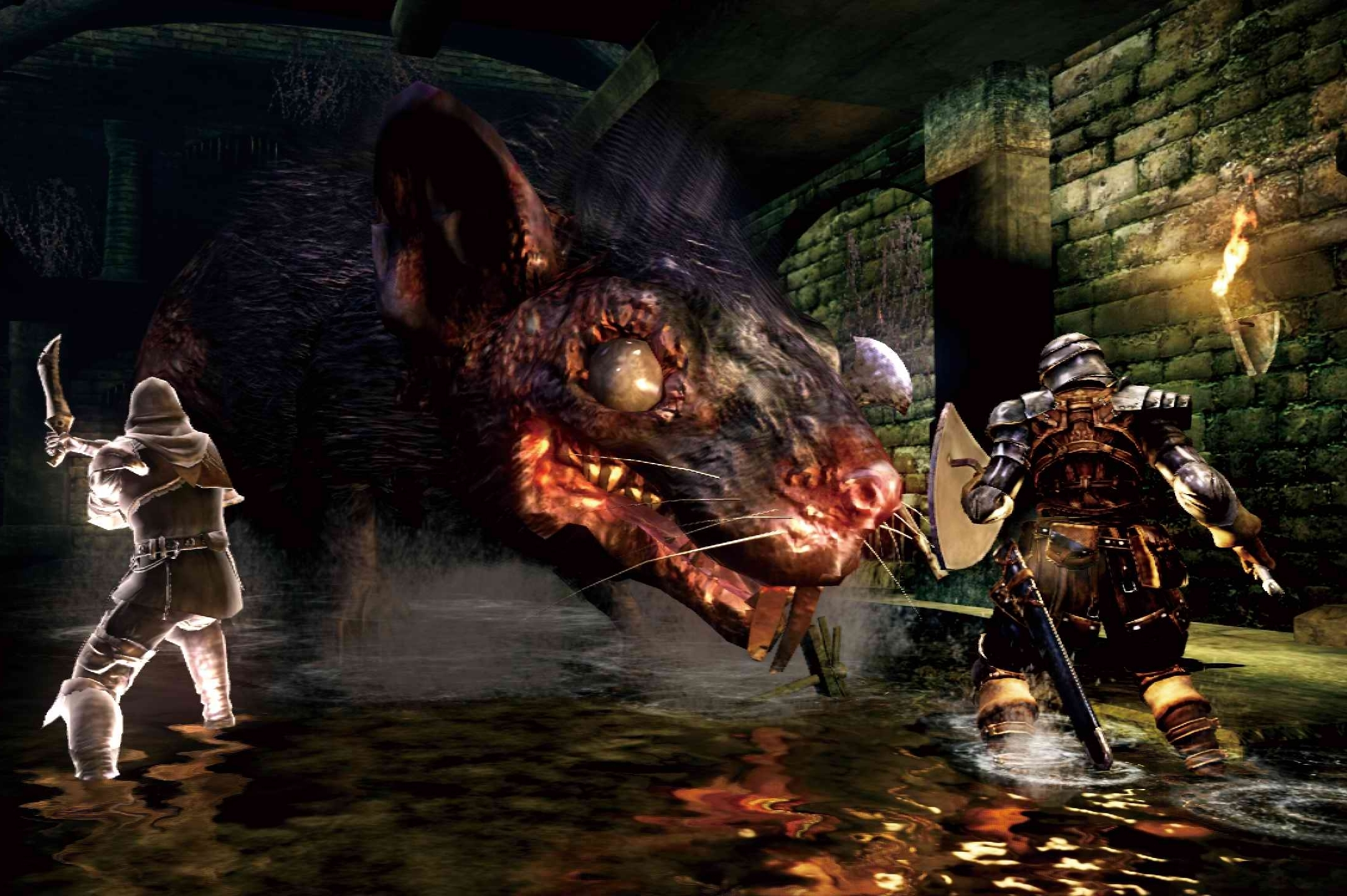 demon 39 s dark souls inspired the ps4 39 s features says. Black Bedroom Furniture Sets. Home Design Ideas