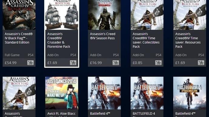 PlayStation 4 PSN game prices will be adjusted ahead of EU launch