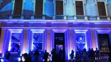 In Pictures: Sony's PlayStation 4 Launches in London