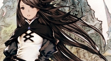Bravely Default character designer leaves Square Enix