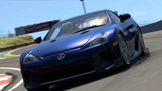 Gran Turismo 6 launch sales were just a fifth ofGT5's
