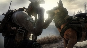 Call Of Duty stays top of UK charts