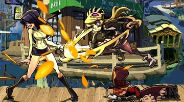Konami requests Skullgirls delisting