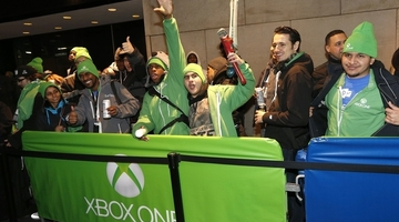 Xbox One tops 2 million sold