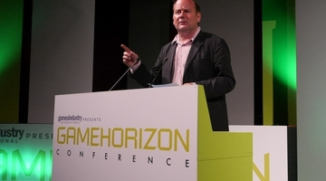 GameHorizon 2014: First speakers announced, early bird tickets go on sale