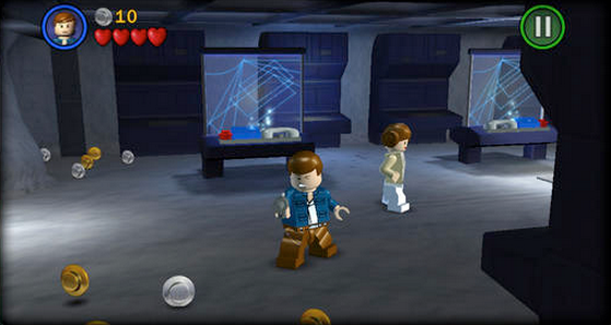 Lego Star Wars: The Complete Saga launches on iOS • Eurogamer.net