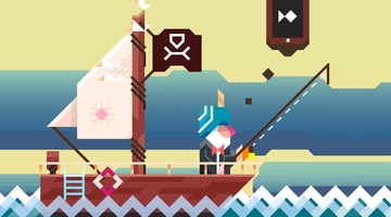 Apple names Ridiculous Fishing iPhone Game of the Year