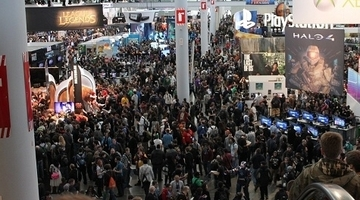 Future PAX events to include Diversity Lounges