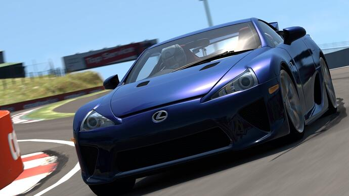 New Gran Turismo 6 patch introduces more seasonals, increased payout