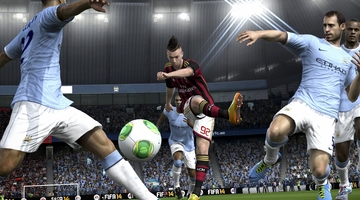 FIFA 2014 starts year at number one