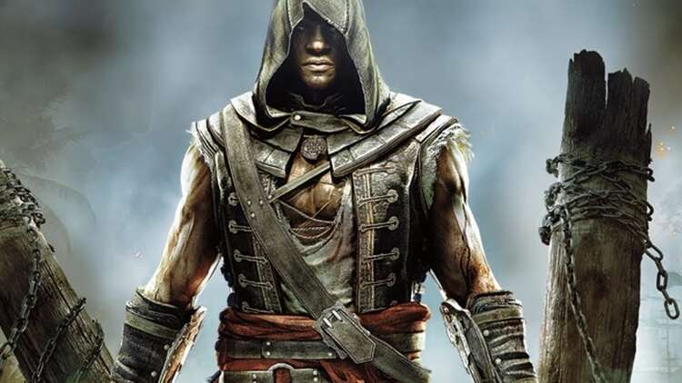 assassins creed black flag main character