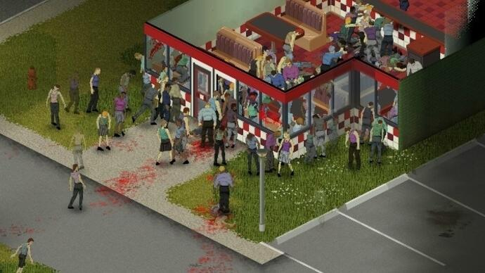 Project Zomboid alphareview