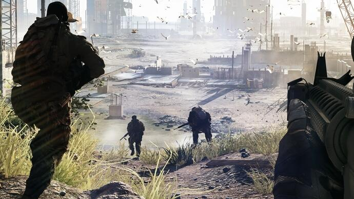 DICE continues to patch Battlefield 4