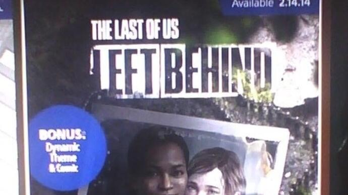 The Last of Us: Left Behind release date spotted