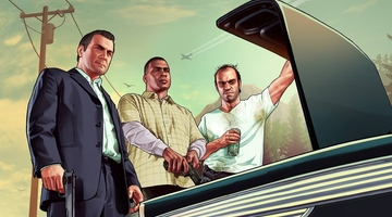 Grand Theft Auto V best-selling game of 2013 - NPD