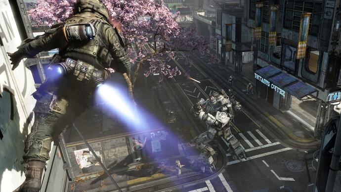 Titanfall test gameplay footage hits the internet