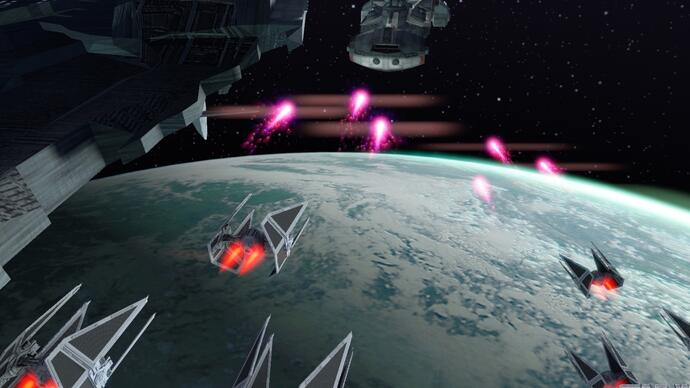 Star Wars: Attack Squadrons: parte la closed beta