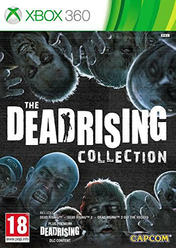 The Dead Rising Collection Beheading To Xbox 360 In March