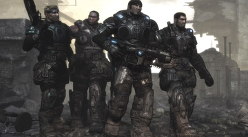 Microsoft acquires Gears of War IP from Epic