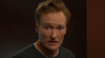 Conan O'Brien charges for Clueless Gamer reviews
