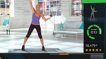 1.5m Xbox Fitness workouts since launch