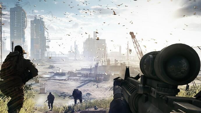 Battlefield 4 launches Player Appreciation Month in February