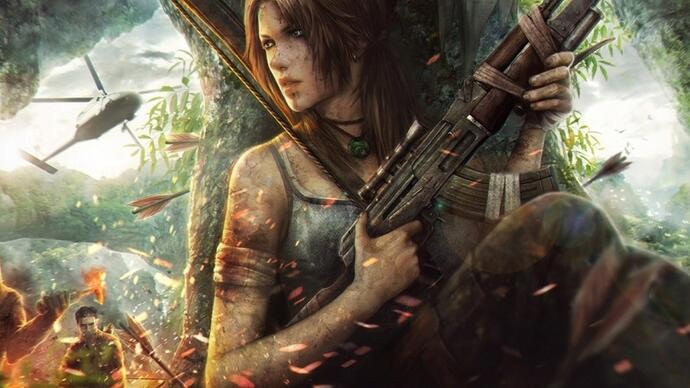 Next-Gen Face-Off: Tomb Raider Definitive Edition