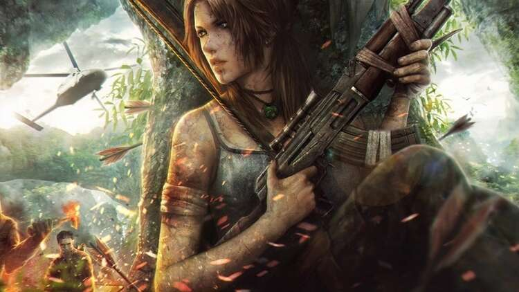 tomb raider definitive edition gameplay xbox one