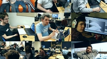 Team17, Bossa Studios and Future Games join forces for Great British Game Jam