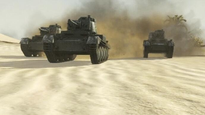Confirmada data para World of Tanks: Xbox 360 Edition