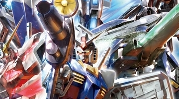 New Mobile Suit Gundam tops Japanese chart