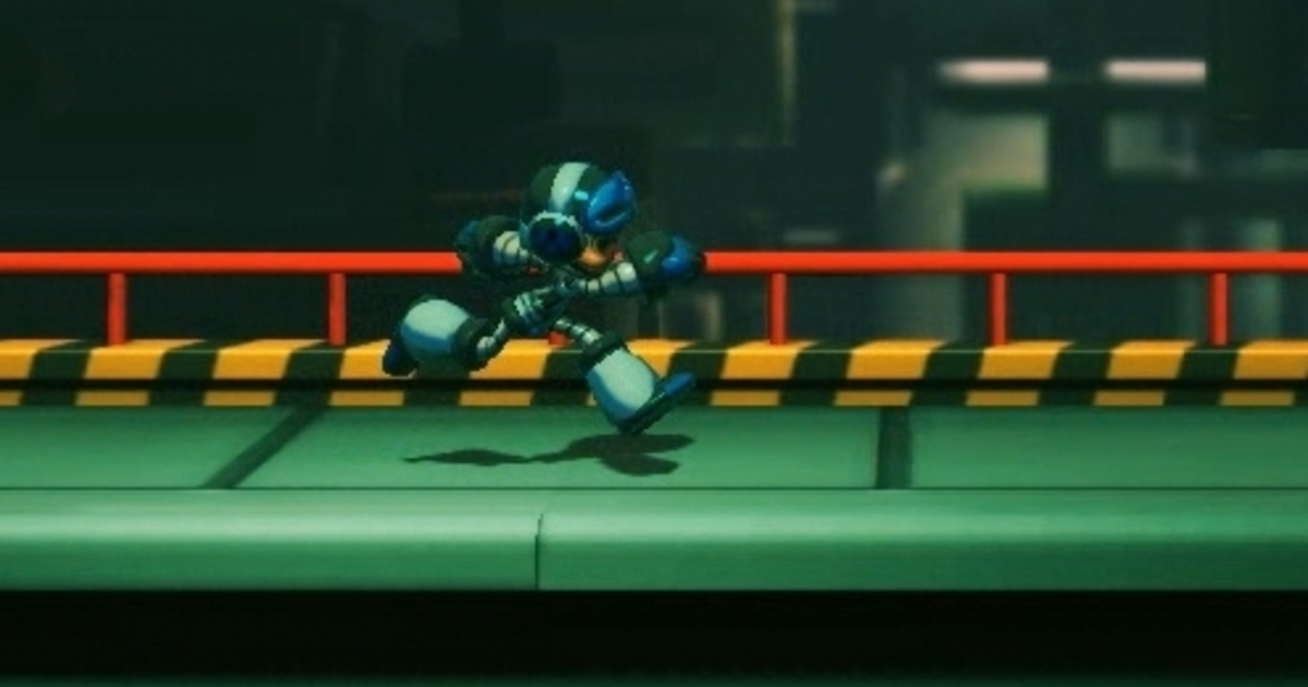 See how Mighty No. 9's shaping up in gameplay video