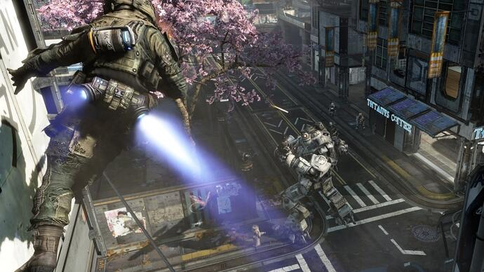Titanfall preview: You say you want a revolution?