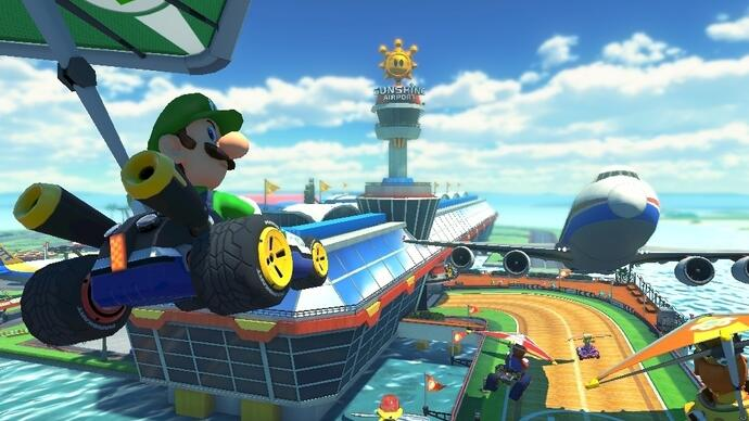 Mario Kart 8 release date announced