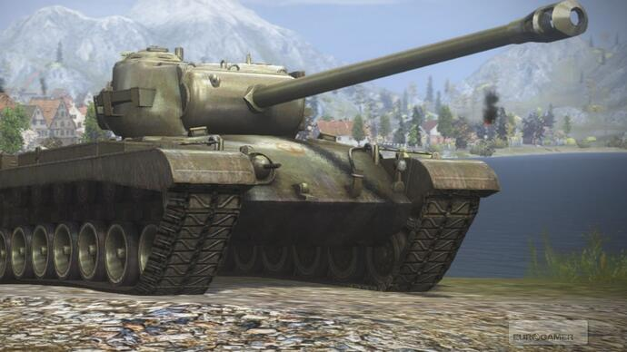 World of Tanks: Xbox 360 Editionreview