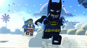 The LEGO Movie Videogame is UK #1