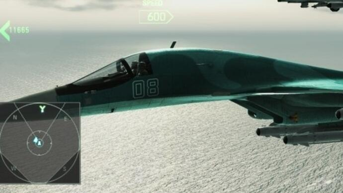 Ace Combat: Assault Horizon update lets you ditch Games for Windows Live