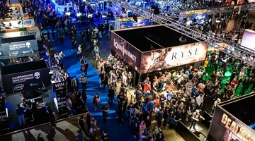 Twitch is live streaming partner for EGX events