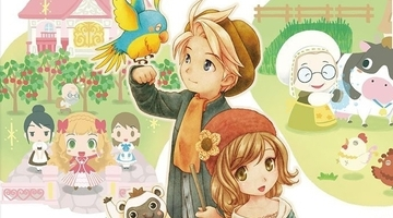 Harvest Moon hits Japanese number one