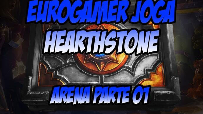 Hearthstone - Arena Gameplay