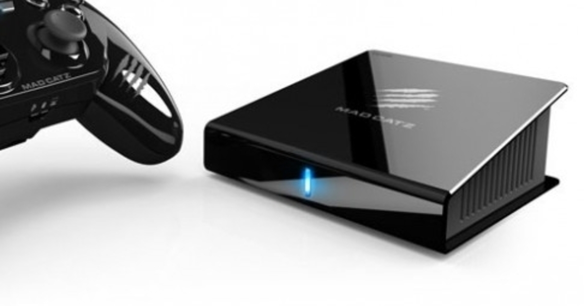 All ouya game content coming to mad catz micro console mojo - Mad catz mojo micro console ...