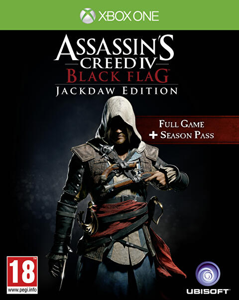 Assassin S Creed 4 Black Flag Goty Edition Announced Eurogamer Net